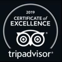 Tripadvisor certificate 2019-01